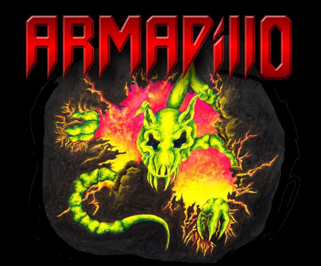 Armadillo - Hell in my Head